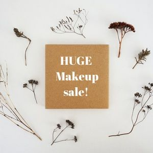 HUGE MAKEUP SALE! ALL BRAND NEW ITEMS